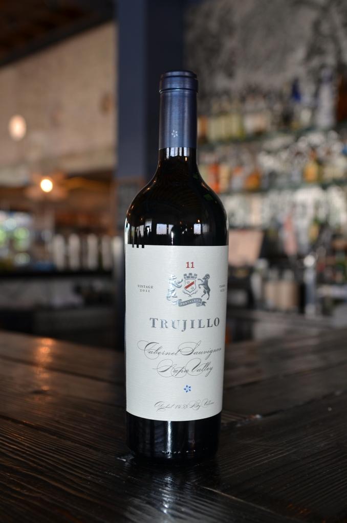 Trujillo Wine Cabernet